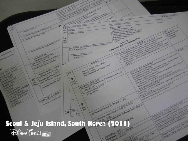8 Days of Seoul & Jeju Island, South Korea (2011) 02