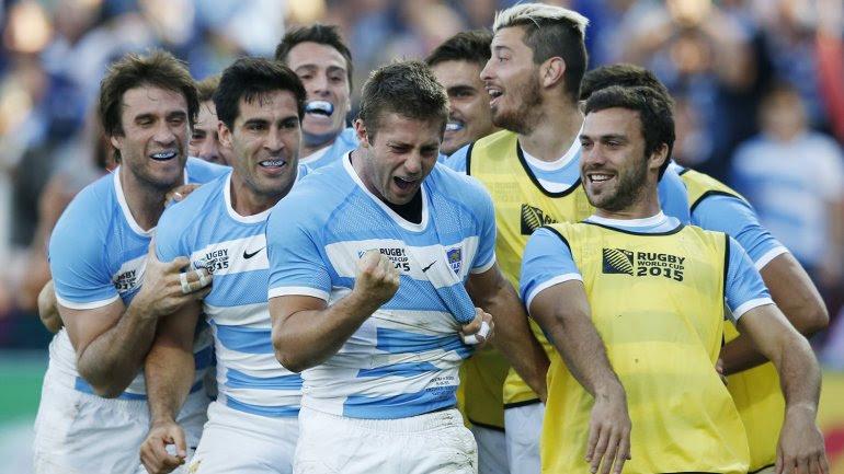 Los Pumas, rugby, Argentina