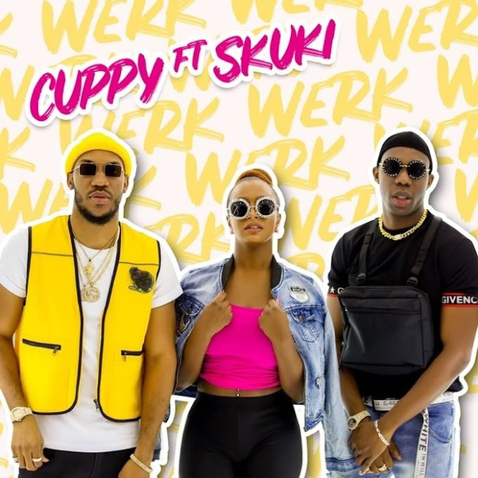 [Music + Video] DJ Cuppy Ft. Skuki – Werk