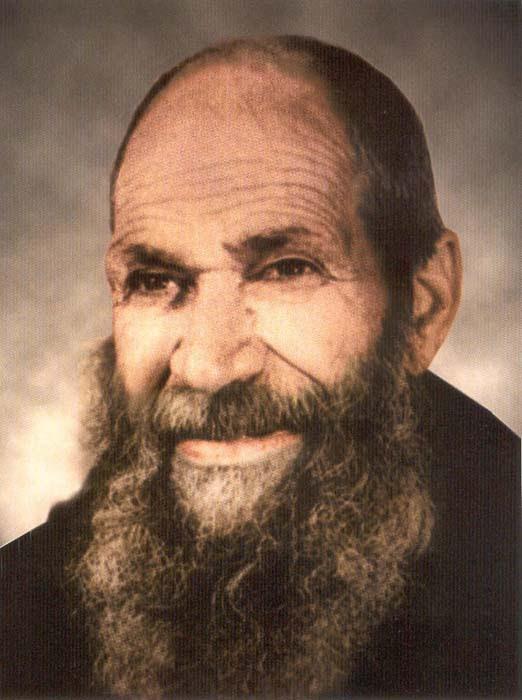Bienheureux Nicolas de Gesturi, prêtre capucin († 1958)