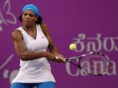 Serena Into Bangalore Semis