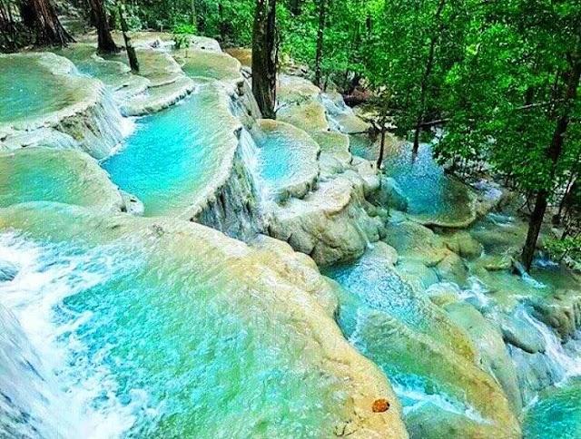 Easy Road To Kaparkan Falls