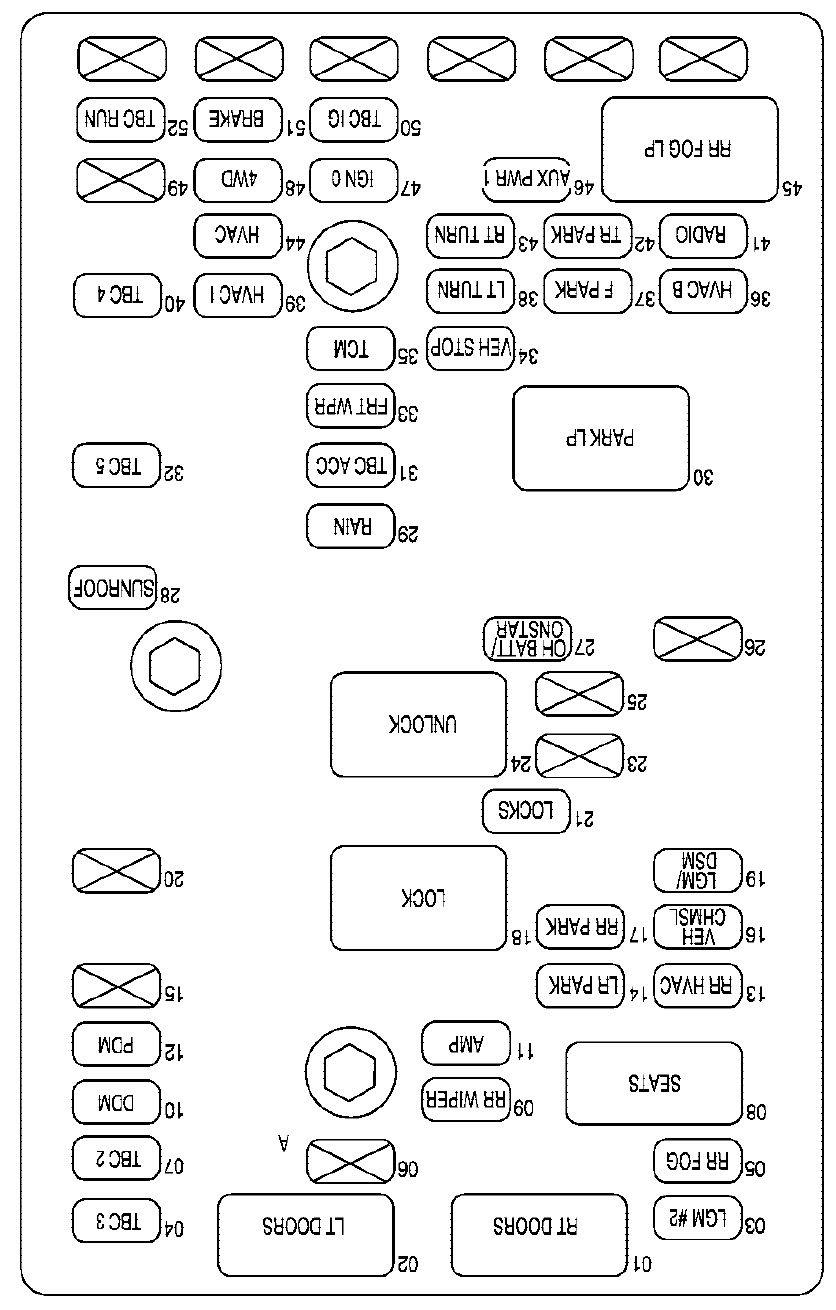 Fuse Block Wiring Diagram 2002 Gmc Envoy Kubota Tractor Alternator Wiring Diagram For Wiring Diagram Schematics