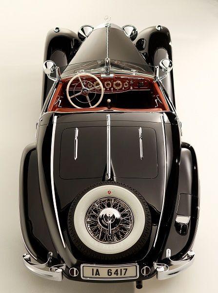 The 10-Million-Dollar Mercedes