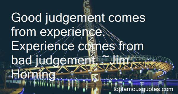 Bad Judgement Quotes Best 19 Famous Quotes About Bad Judgement