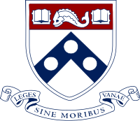 Arms of the University of Pennsylvania