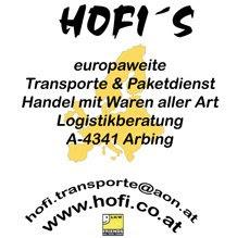 Michael Hofstädter e.U. Transporte, KFZ Ersatzteile. u. Reifen Handel 4341 Arbing