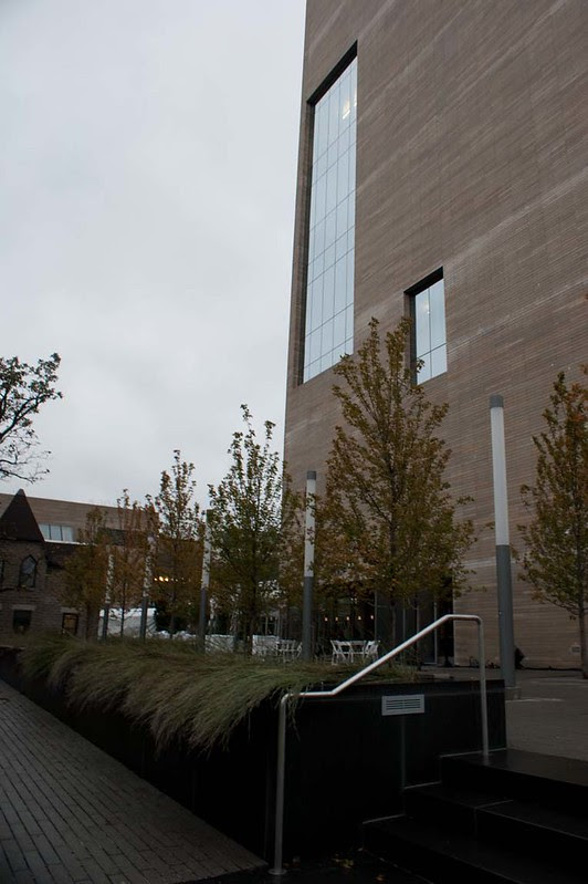 the Logan Center for the Arts at the University of Chicago