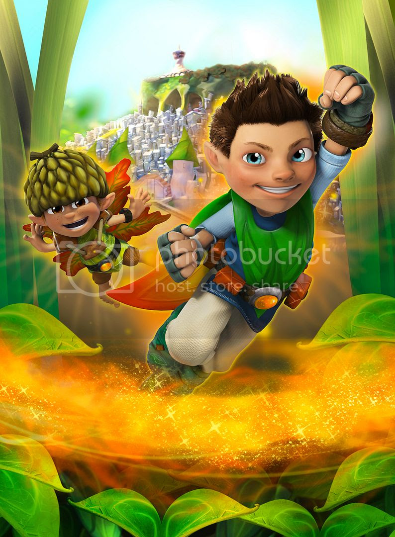 tree fu tom and twig