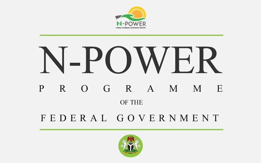 FG Releases New Recruitment Process For N-power Employment 2017