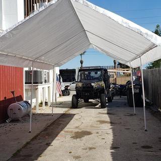 Portable Carport Harbor Freight - Carport Ideas