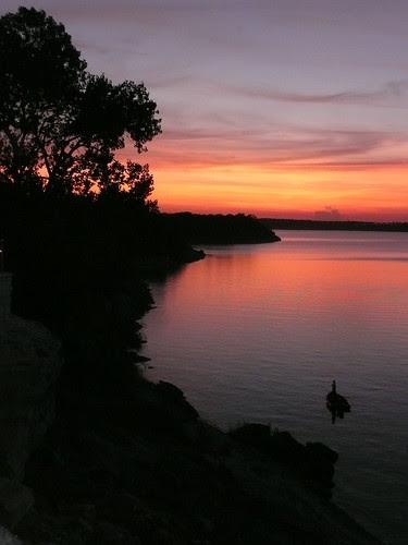 Perfect Texas Sunset