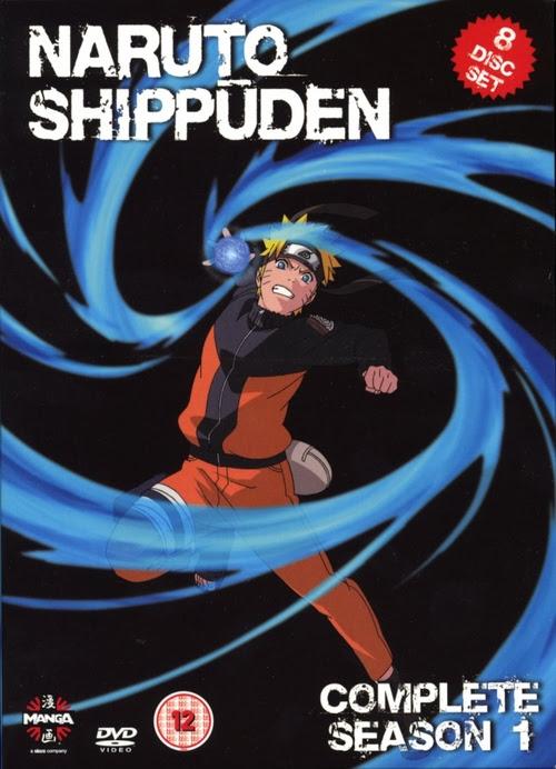 Watch Naruto: Shippuuden: Season 1 Online   Watch Full ...