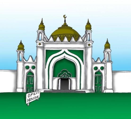 Masjid Animasi Cliparts Co