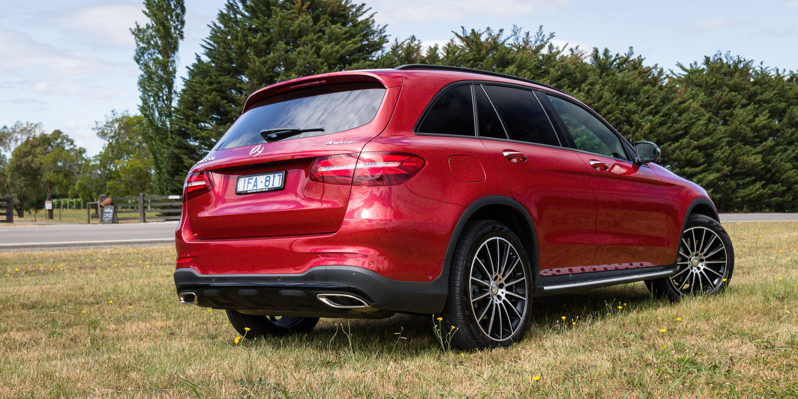 2016 mercedesbenz glc review  caradvice