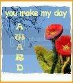 You make my Day Award