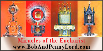 Miracles of the Eucharist link to books and dvds