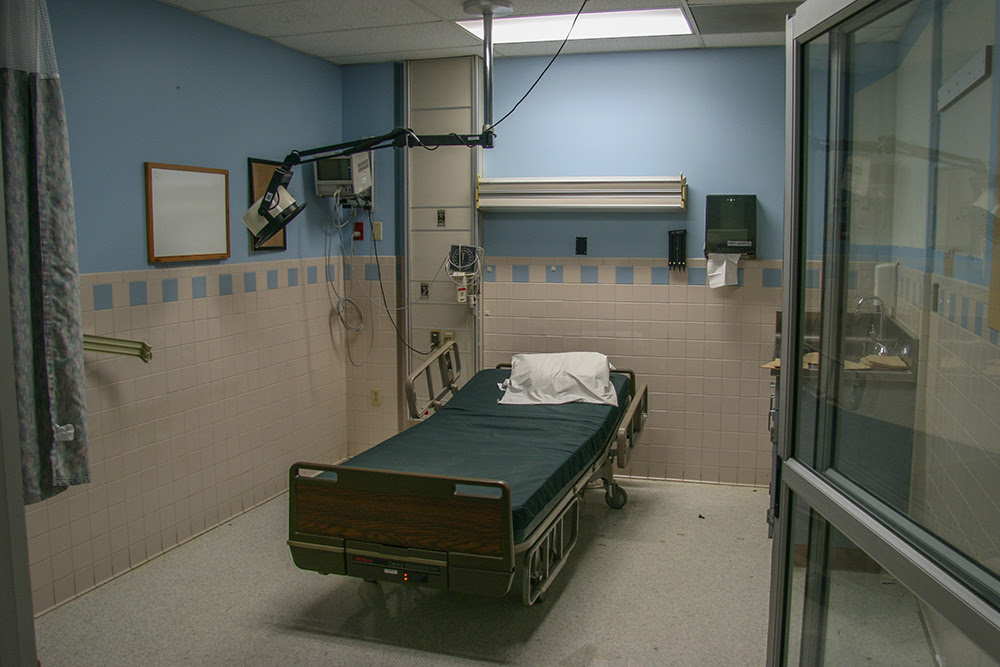 Forest Park Deaconess Hospital Saint Louis © 2014 sublunar