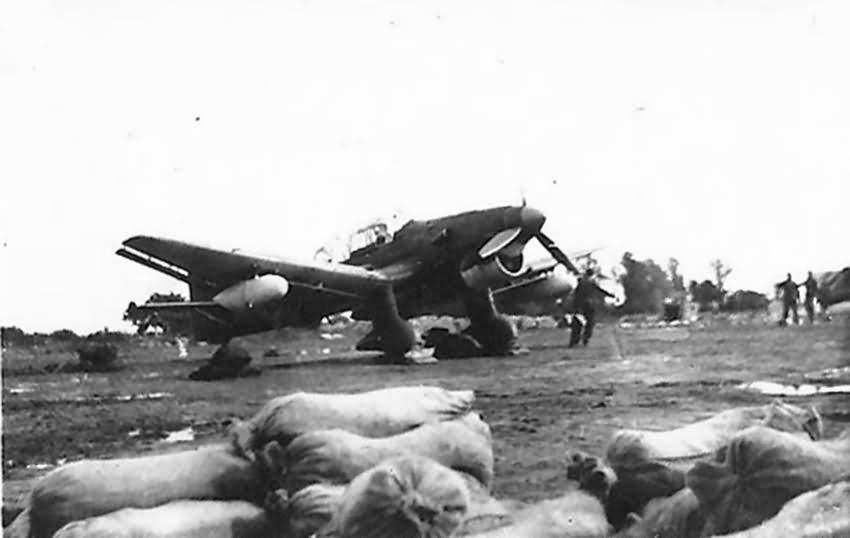 Junkers Ju 87 R 13