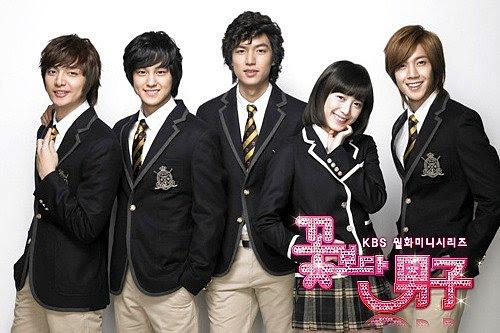 Güney Kore Hakkında | Korelilere, Dizilerine, Filmlerine, KPop Müzik Gruplarına Olan Hayranlığım BÖLÜM 1 boys over flowers