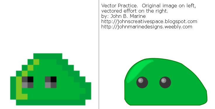 vector art practice
