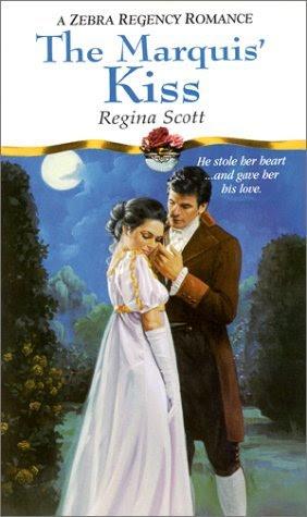 Image result for The Marquis' Kiss Regina Scott