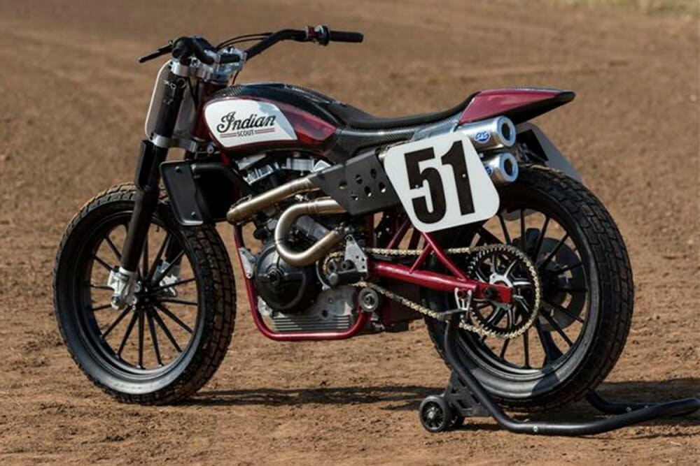 Indian Motorcycle Scout FTR750 Will Make Racing Debut on ...