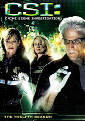 CSI: Crime Scene Investigation - The Twelfth Season