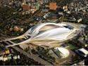 Zaha Hadid, ganadora del nuevo Estadio Nacional de Japón