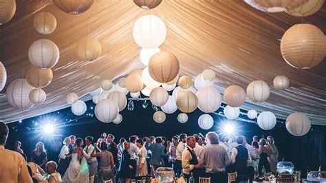 Classic Great Gatsby Wedding Paper Lanterns   Hanging