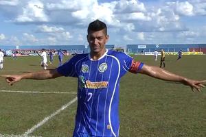 Valtinho, do Costa Rica-MS (Foto: Reprodução/TV Morena)