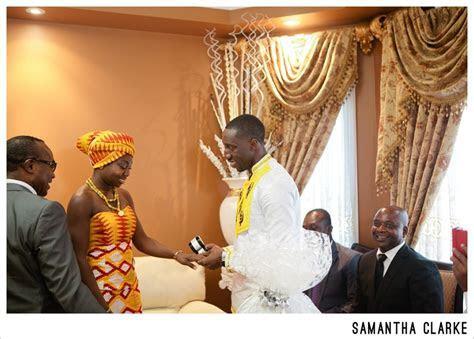 Samuel   Rhoda   Traditional Ghanaian Engagement