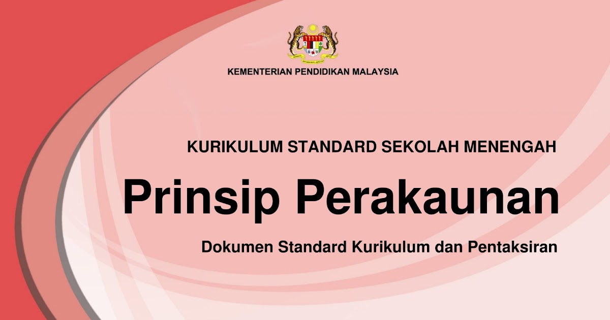 Buku Teks Prinsip Perakaunan Tingkatan 4 2017 Pdf Free ...