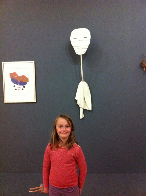 Art moderne lille avec enfants