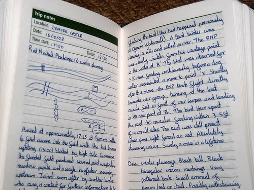 12418 - Recording Notebooks