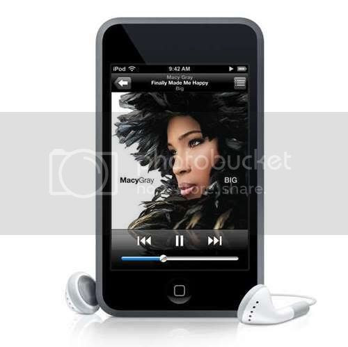 Apple iPod Touch Graphic