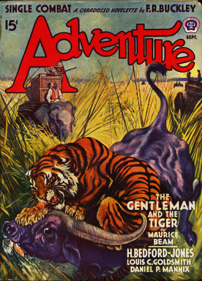 Adventure, September 1941