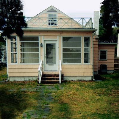 Saved a 1940 Beach Cottage: Before from this old house curb appeal finalists 2012