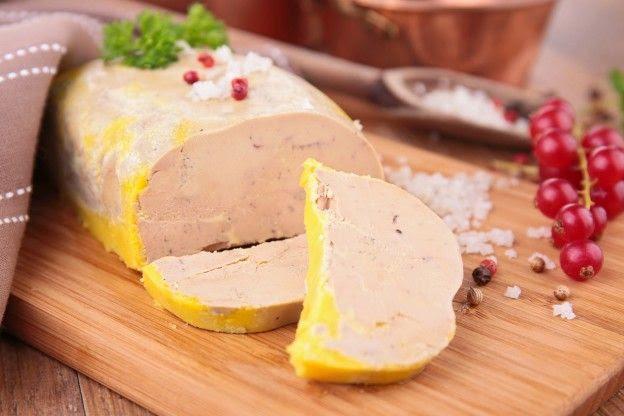 16. Tarrina de foie gras