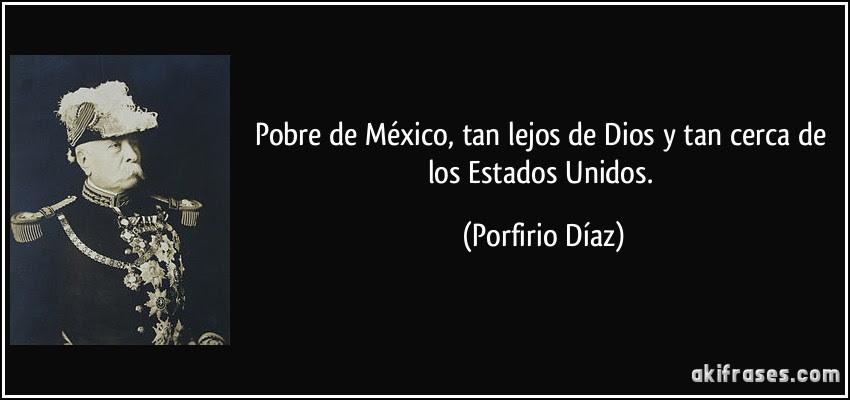Resultado de imagen para pobre mexico tan lejos de dios y tan cerca de los estados unidos
