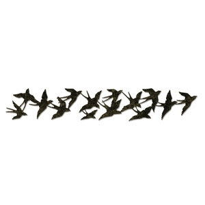 Tim Holtz Decorative Strip Birds in Flight