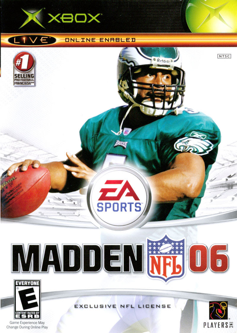 Madden NFL 06 for GameCube 2005  MobyGames