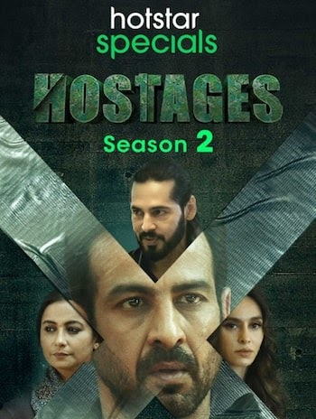 Hostages S02 Hindi 720p 480p WEB-DL 3GB