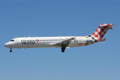 Volotea Boeing 717-2BL EI-EXB (msn 55173) LIS (Pedro Baptista). Image: 912681.