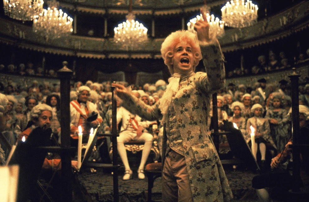 1984 - Amadeus - Academy Award Best Picture Winners