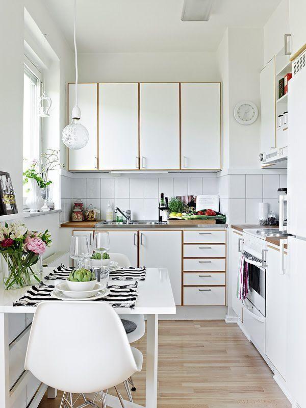 50 Foto Ide Desain Dapur Bagus Di Ruangan Sempit Kembang Pete