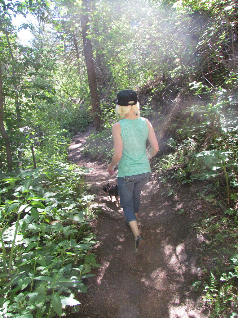 Hike at Gowdy 6.23.13