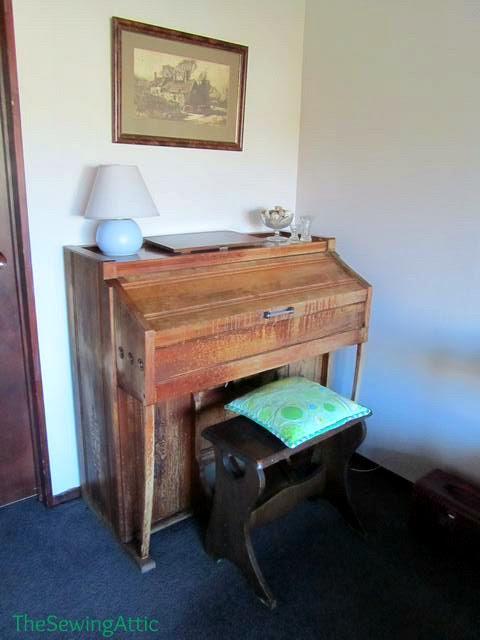 My grandmother's organ