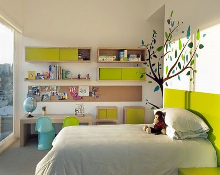 Amazing kid's room decoration