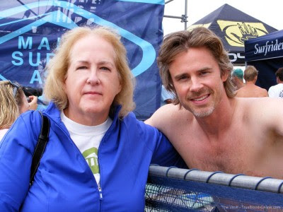 samsurf3a 400x300 Meeting Sam Trammell and his surf for charity